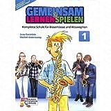 Ensemble apprendre + jouer 1–arrangés pour saxophone alto [Notes/sheetm usic] Compositeur: Olden Kamp Michele + KASTELEIN JAAP