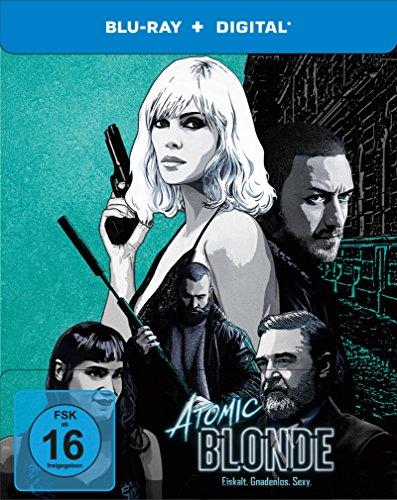 Atomic Blonde Limited Steelbook [Blu-ray]