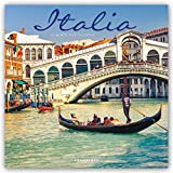 Best Libros de Frances - Italia - Italien 2020 - 16-Monatskalender: Original Graphique Review