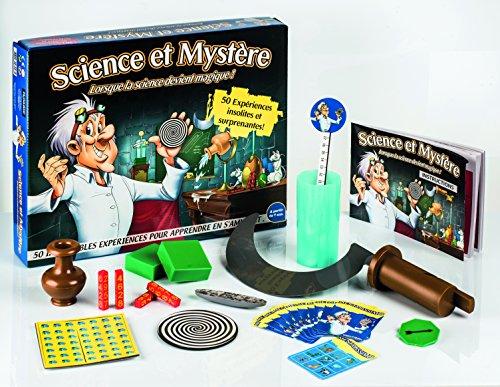 O.I.D. Oid Magic - Juguete educativo de química (versión en francés)