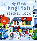 eBook Gratis da Scaricare My first english sticker book Con adesivi Ediz illustrata (PDF,EPUB,MOBI) Online Italiano