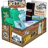 Geschenkset DDR | Pflege Box mit Ostprodukten | inkl. Geschenkverpackung mit Ostmotiven