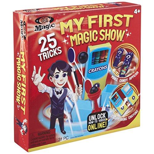 Ideal My First Magic Set Zauberkasten