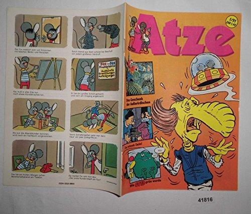 Bestell.Nr. 941816 Atze Heft 1 von 1991