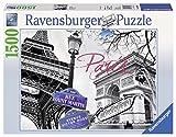 Ravensburger 16296 - Paris, mon amour