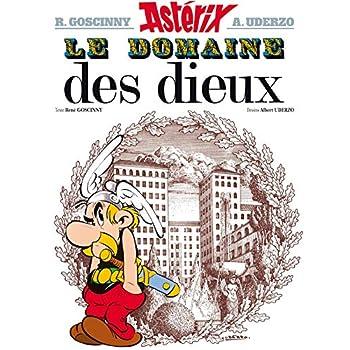 Astérix - Le domaine des Dieux - n°17