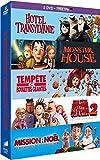 Coffret animation 5 DVD - Hôtel Transylvanie + Monster House +...