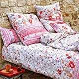 Bassetti Granfoulard.- Funda nordica Botticelli V1 rosa para cama de 150