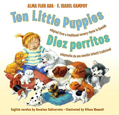 Diez Perritos por Alma Flor Ada