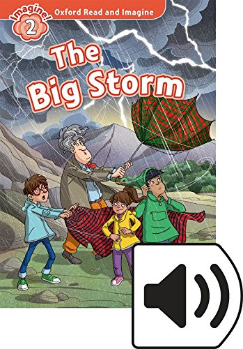 Oxford Read and Imagine 2. The Big Storm MP3 Pack