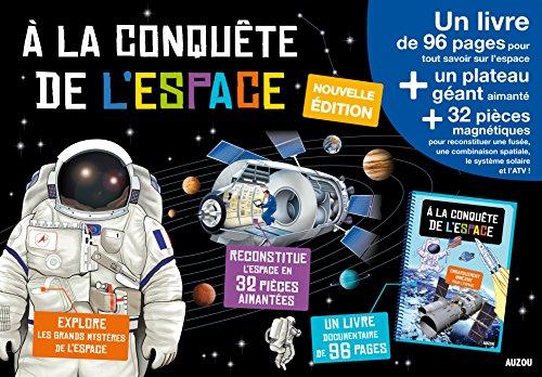 A LA CONQUETE DE L'ESPACE - EDITION 2015 (COLL. MES PREMIERS COFFRETS D'APPRENTISSAGE)