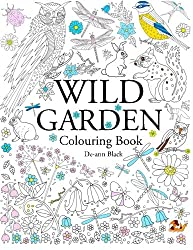 Wild Garden: Colouring Book