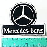 Mercedes Benz Auto-Motorsport Racing Logo Patch Aufnäher Bügeln Jacke Kappe Weste Abzeichen