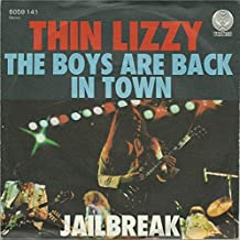 Thin Lizzy: The Boys Are Back In Town / Jailbreak [Vinyl]