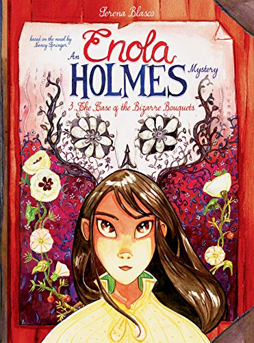 Enola Holmes: The Case of the Bizarre Bouquets (Old Boy Manga)