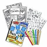 Club Penguin Comic Maker Kit