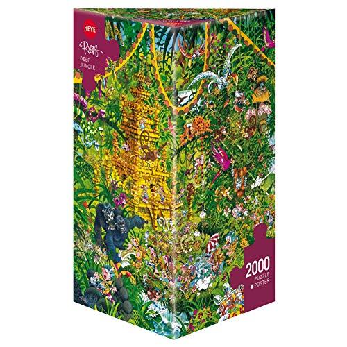 Ryba, M: Deep Jungle Puzzle