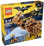 Lego 70904 The Batman Movie Clayface: Matsch-Attacke, Batman Spielzeug