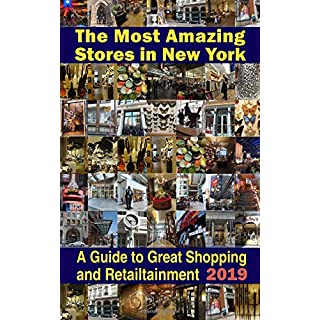 The Most Amazing Stores in New York: A Guide to Great Shopping and Retailtainment 2019