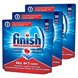 #8: Finish All in 1 Max Powerball - 30 Tablets (Pack of 3)