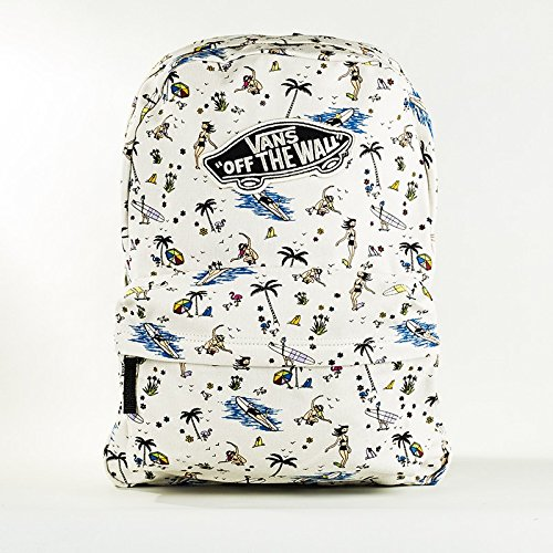 Imagen de  vans realm backpack summer stories