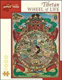 Tibetan Wheel of Life: 1,000 Piece Puzzle
