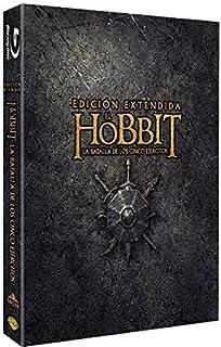 El Hobbit 3: La Batalla De Los Cinco Ejercitos Edición Extendida Blu-Ray [Blu-ray] (B0168UDQ0G) | Amazon price tracker / tracking, Amazon price history charts, Amazon price watches, Amazon price drop alerts