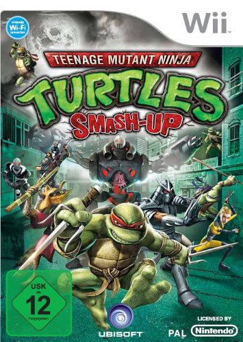 Teenage Mutant Ninja Turtles: (Video Ninja Spiele Turtle)