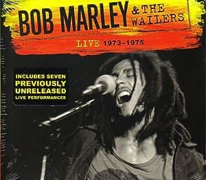 Bob Marley & the Wailers Live 1973 - 1975 [CD] [LIVE]