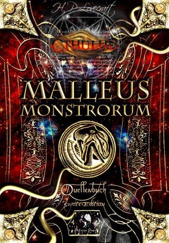 Regelwerke und Quellenbücher Malleus monstrorum (Cthulhu: Horror-Rollenspiel)