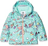Roxy Mini Jetty Little Miss - Veste - Enfant - Bleu (Aruba Blue/Pattern 3) - Taille: 3 ans