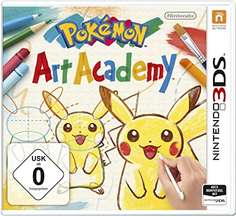 Pokemon Art Academy [import allemand]