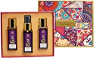 Forest Essentials Oudh Green Tea Miniature Curation Gift Set
