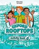 Rooftops 6 Activity Book - 9780194503822