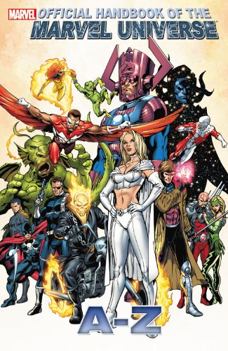 Off Handbook Of Marvel Universe A To Z 04 (Official Handbook of the Marvel Universe Ato Z)