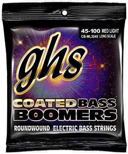 GHS CB-ML3045 - GHS CB-ML3045 - Juego de cuerdas para bajo eléctrico