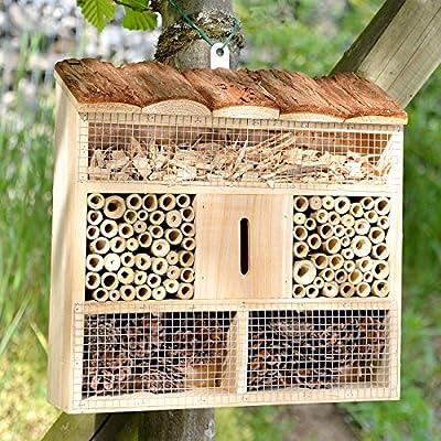 Royal Gardineer Insektenhotel Marie - Nistkasten für Nützlinge von Royal Gardineer - Du und dein Garten