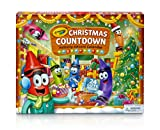 Crayola 04-6808-U-000 Christmas Advent Calendar Kit