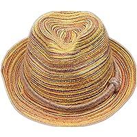 Leisial Enfant et Adultes Chapeau de Visière Chapeau de Paille pour Enfants  pour Été ... bed0c0a370c