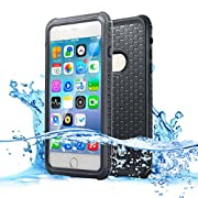Caratteristiche:  1. Compatibile con Apple IPhone 6/6s 4.7 pollici.  2. Puoi modificare la funzione (waterproof o semplice custodia protettiva) semplicemente sostituendo la posizione dei 4 tappi in silicone. 3. Custodia impermeabile al 100% (...