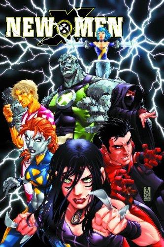 New X-Men: Childhood's End, Vol. 1 (v. 1)
