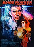 Close Up Blade Runner Poster The Final Cut (68cm x 98cm) + 1 Traumstrand Poster Insel Bora Bora zusätzlich