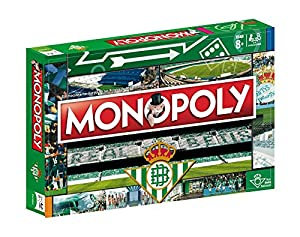 Eleven Force BalompiÉ Monopoly Real Betis (81625), Multicolor, Ninguna