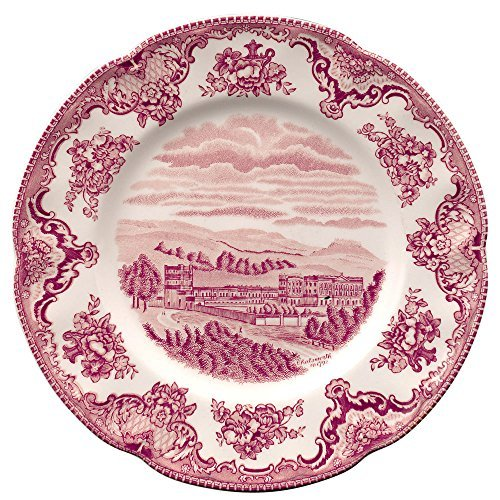Johnson Bros. Old Britain Castles rosa Salatteller von Wedgwood-Porzellan Johnson Bros Old Britain Castles