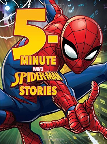 5-Minute Spider-Man Stories (5-Minute Stories) (Spider Man Buch)