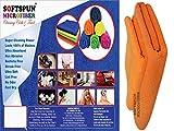 SOFTSPUN MICROFIBER BABY CARE TOWEL SET- 2 PC'S - 60X120 & 40X60 CMS - ORANGE