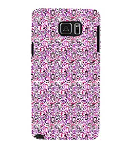 ifasho Designer Phone Back Case Cover Samsung Galaxy Note 5 :: Samsung Galaxy Note 5 N920G :: Samsung Galaxy Note5 N920T N920A N920I ( Black Skull Ghost )