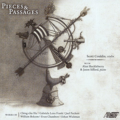 Ching-Chu Hu:Pieces & Passages