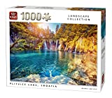 KING 5651 Plitvice Lake Jigsaw Puzzle (1000-Piece)