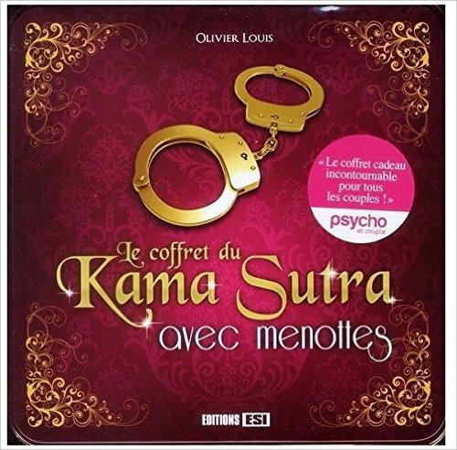 Le coffret du Kama Sutra avec menottes de Olivier Louis,Virginie Poussin ( 13 octobre 2011 )